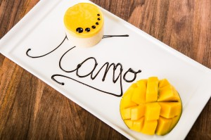 Our summer delight - Mango Mousse