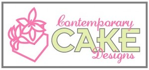 contemporary cake designs new logo