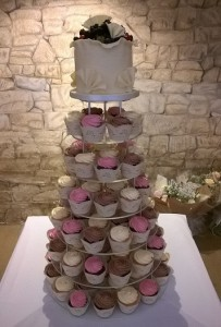 Contemporary Cake Designs has just delivered a Tower of Cakes