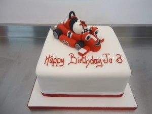 Contemporary Cake Designs have created yet more beautiful Birthday cakes