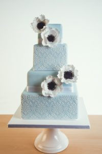 4-tier-blue-wedding-cake