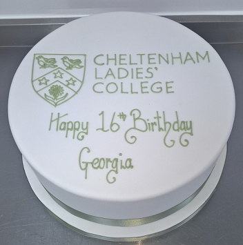 Bespoke 16th Birthday Cake created by Contemporary Cakes